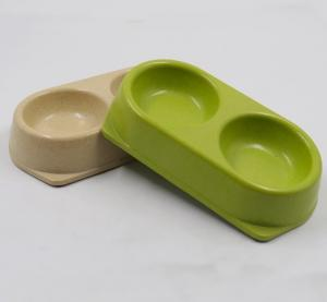 bamboo fiber feeding bowl