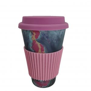 100% natural coffee cup