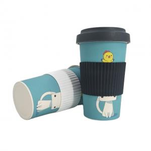 Organic Bamboo Travel Mug